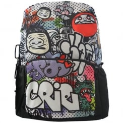 Graffiti Ridge 53 Printed Backpack