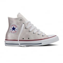 Converse Women's Chuck Taylor All Star Sheenwash Ivory - 553426C