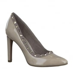 Marco Tozzi Pointed High Heels - Dune COMB