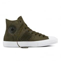 Converse Chuck II Engineered Mesh Hi Top Sneakers