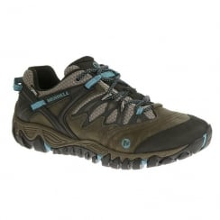 Merrell All Out Blaze Gore-Tex Boulder Blue Trekker Boots