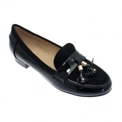 Lunar Women Verve Loafers - Black