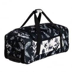 Roxy Distance Accross Black 60L Large Wheelie Duffle Bag-03099