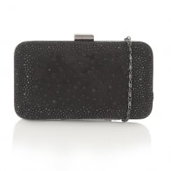 Lotus Diamante Lule Clutch Bag - Black - 1633