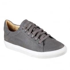 Skechers Womens Vaso Vivir Charcoal/Grey Sneakers