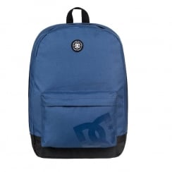 DC Mens Blue Backstack 18L Backpack 03129
