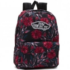 Vans Realm 15 L Backpack - Black Dahlia