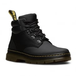 Dr Martens Mens Rakim Black Hiker Boots