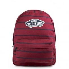 Vans Realm 22 litre Backpack - Tibetan Red