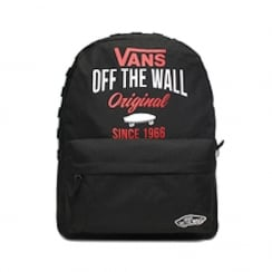 Vans Sporty Realm 22 liter Backpack - Black Skate