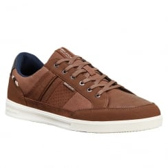 Jack & Jones Mens Casual Cognac Sneakers 12124026