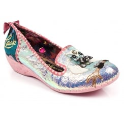 Irregular Choice Hooting About White