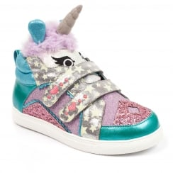 Irregular Choice Mini Candy Lilac