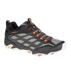 Merrell Mens GORE-TEX Grey Waterproof Hiking Trainers