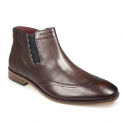 Pod Paul O'Donnell Men's Oregon Dark Brown Chelsea Boot
