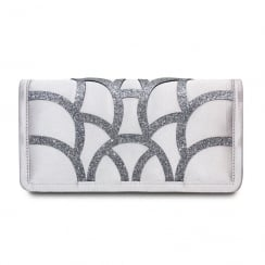 Lunar Dalia ZLR470 Grey Envelope Handbag