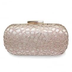 Lunar Dorado ZLR471 Rose  Clutch Handbag