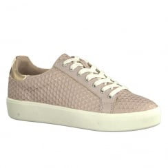 Tamaris Womens Rose Structure Sneakers