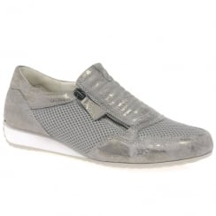 Gabor Brunello Ladies Grey Casual Sports Trainers