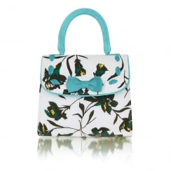 Ruby Shoo Santiago Small Handbag - Aqua