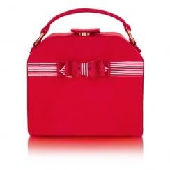 Ruby Shoo Tampa Box Bag - Red