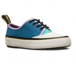 Dr Martens Jacy Canvas Trainer Shoes