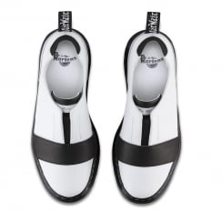 Dr Martens Womens Lylah Black&White