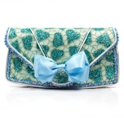 Irregular Choice Pastel Pride - Blue Green