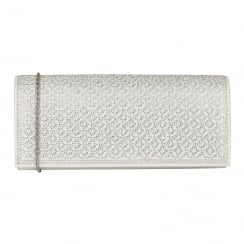 Lotus Tadine Silver Diamante Occasion Bag - 1745
