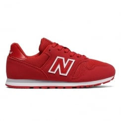 New Balance Unisex Red Sneakers
