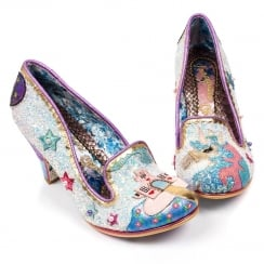 Irregular Choice Little Misty - White