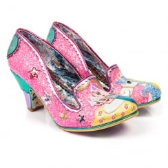 Irregular Choice Little Misty - Pink