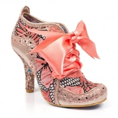 Irregular Choice Abigails Party Peach