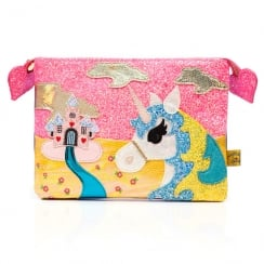 Irregular Choice King Of The Castle Pouch - Pink