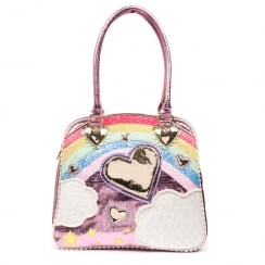 Irregular Choice Over The Rainbow - Pink