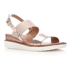 Moda in Pelle Navas - Rose Gold