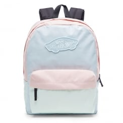 Vans Realm Backpack Baby Blue/Pink V00NZ0P4O