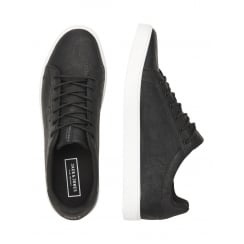 Jack & Jones Mens Casual Black Sneakers