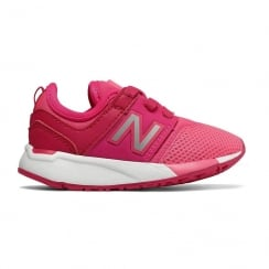 New Balance Kids Toddler 247 Sport Fuschia Shoes