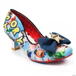 Irregular Choice Sheriff Woody Mid Heel Shoes