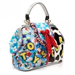Irregular Choice Andy's Toys Bag