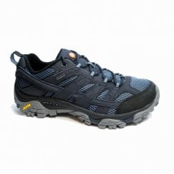 Merrell Moab 2 Gtx GORE-TEX Mens Navy Walking Shoes