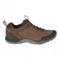 Merrell Womens Siren Traveller Q2 Womens Walking Shoes - Brown Trekking Boots