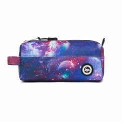 Hype Multi Space Hues Pencil Case - Blue