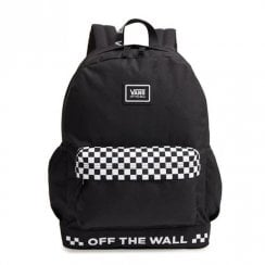 Vans Sporty Realm Plus 27L Backpack - Black