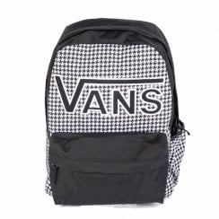 Vans Realm Flying Backpack - Black Houndstooth