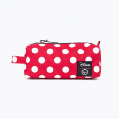 Hype Red Minnie Pencil Case - Red/White