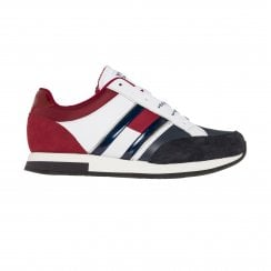 Tommy Hilfiger Casual Retro Sneakers - Red/White/Blue