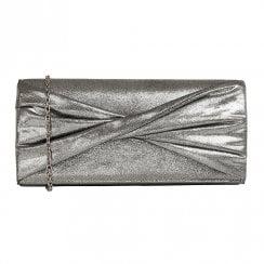 Lotus Thorney Textile Front Handbag - Pewter