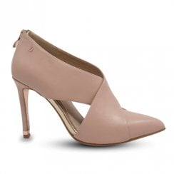 Una Healy One & Only High Heeled Shoes - Biscuit Cream